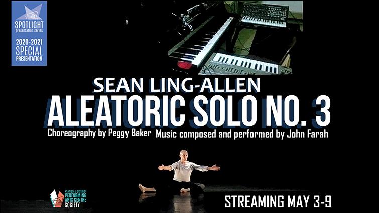 Sean Ling-Allen - Aleatoric Solo No. 3