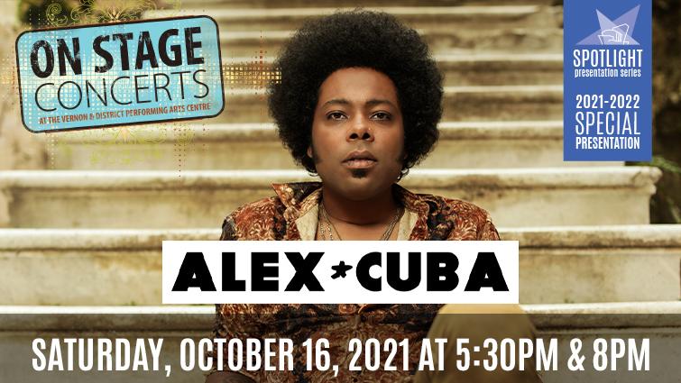 Alex Cuba