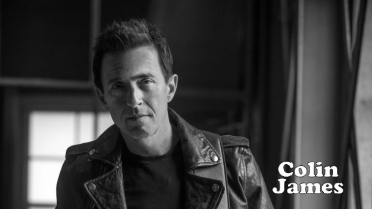 Colin James Blues Trio