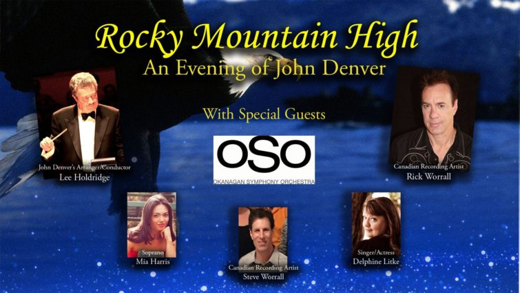 Rocky Mountain High - An Evening of John Denver