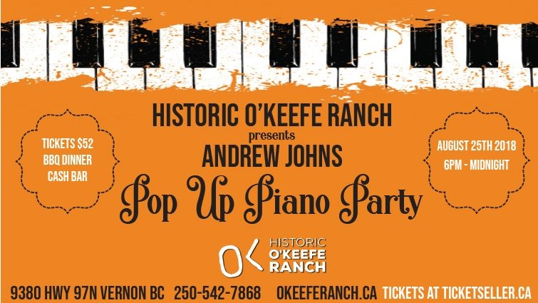 Pop Up Piano Party