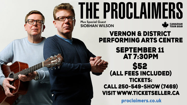 The Proclaimers: Live!