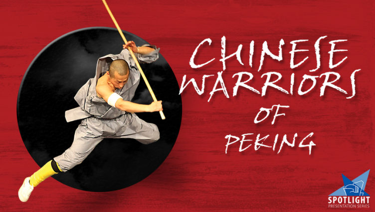 Chinese Warriors of Peking