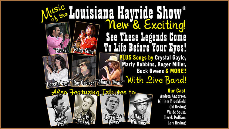 The Louisiana Hayride Show