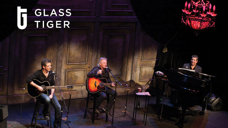 An Evening with Glass Tiger