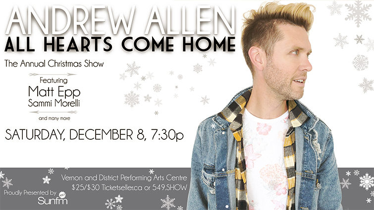 Andrew Allen: All Hearts Come Home