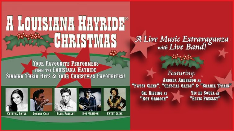 A Louisiana Hayride Christmas
