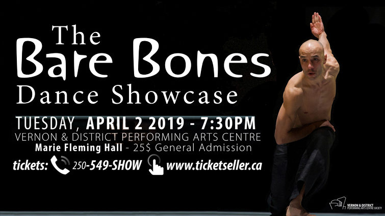 Bare Bones Dance Showcase