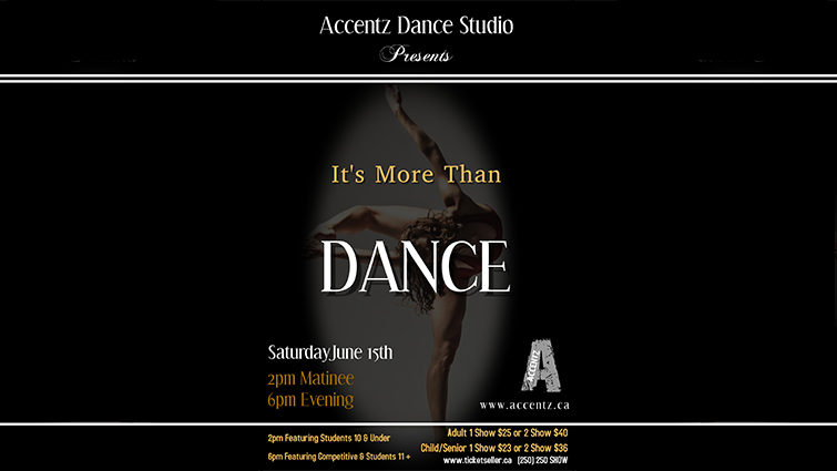 "Accentz Dance - ""It's More Than Dance"""