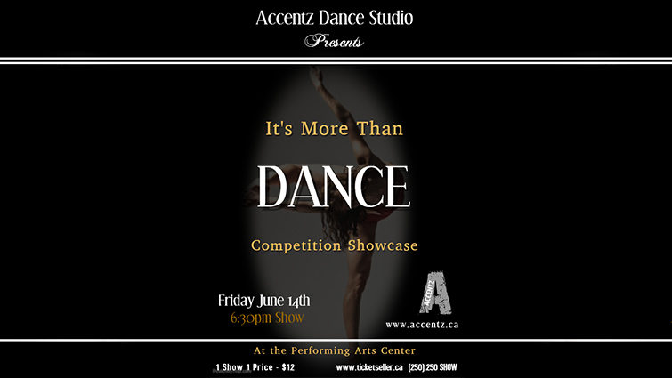 "Accentz Dance - ""It's More Than Dance ""– Competitive Showcase"