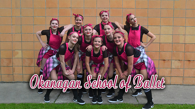 The Okanagan School of Ballet Recital 2019