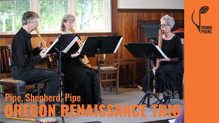 Pipe, Shepherds, Pipe: Music From 14th, 15th and 17th Centuries