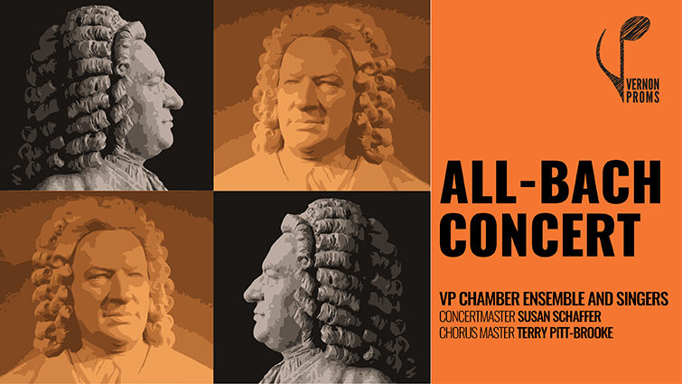 Homage to The Genius: All-Bach concert