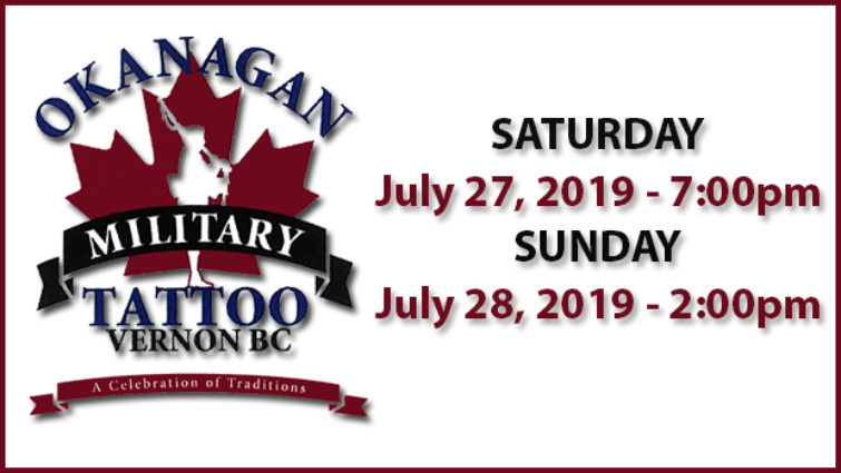 OKANAGAN MILITARY TATTOO 2019
