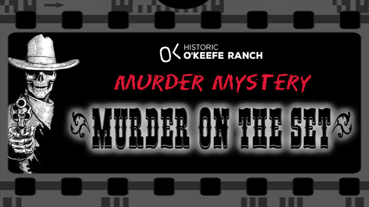 Murder Mystery: Murder on the Set