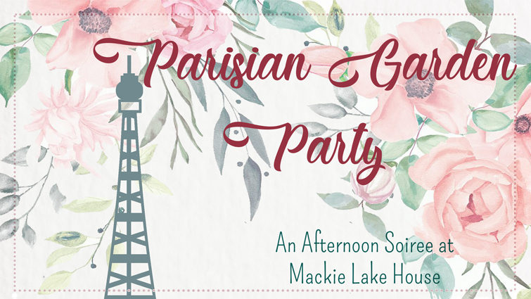 Parisian Garden Party