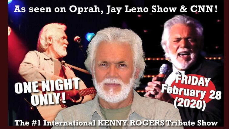 KINDA KENNY- A Kenny Rogers Tribute