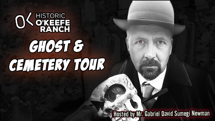 Ghost and Cemetery Tour