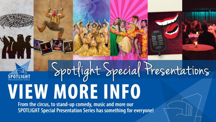 Special Presentation Series Announcement