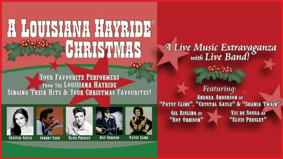A Louisiana Hayride Christmas   Ticket Seller Box Office