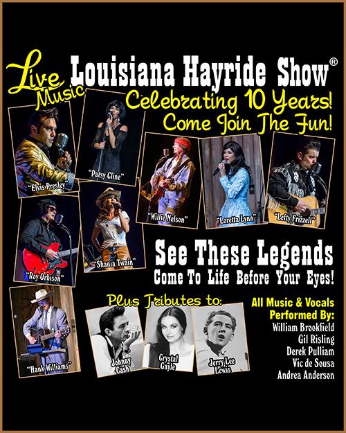 The Louisiana Hayride Show