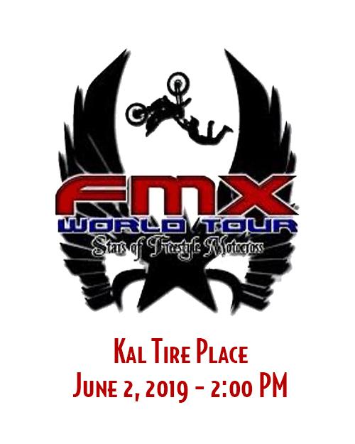 FMX WORLD TOUR