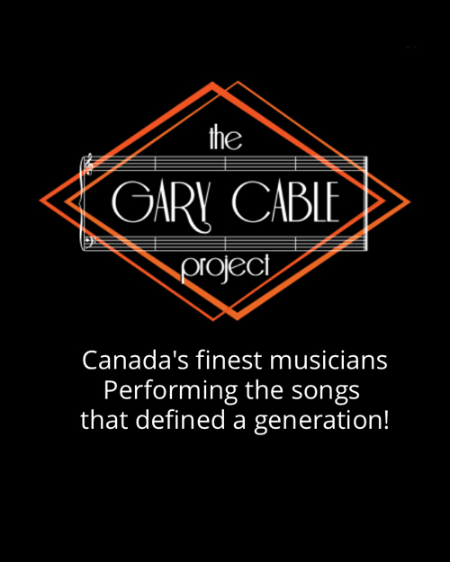 LEGENDARY ROCK LIVE! by The Gary Cable Project